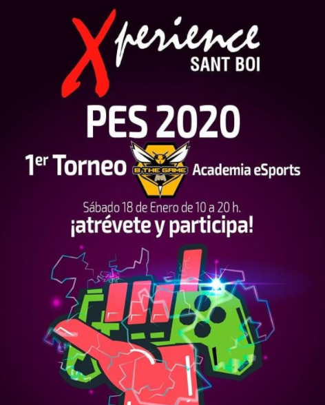 TORNEO PES20 XPERIENCE SANT BOI